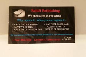Photo #7: Bathtub refinishing $200 1yr warranty