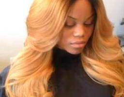 Photo #4: LUXURAY HEALTHY SEW-IN. Pic. speak for themselves!