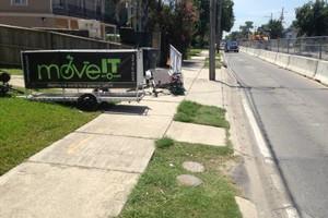 Photo #3: MOVE IT by bike LLC, $30.00/Hr!