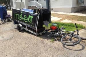 Photo #5: MOVE IT by bike LLC, $30.00/Hr!