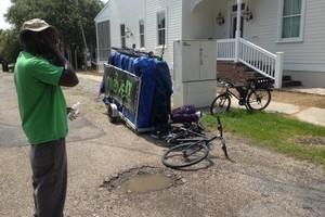 Photo #6: MOVE IT by bike LLC, $30.00/Hr!