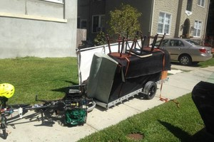 Photo #14: MOVE IT by bike LLC, $30.00/Hr!