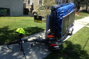 Photo #15: MOVE IT by bike LLC, $30.00/Hr!