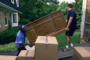 Photo #1: MOVING SERVICES. Call Kevin!