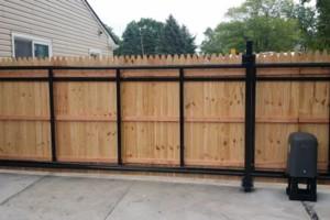 Photo #4: Mallah Aluminum . Commercial doors, Windows, Fences