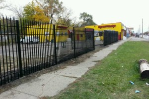 Photo #2: Mallah Aluminum . Commercial doors, Windows, Fences