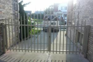 Photo #1: Mallah Aluminum . Commercial doors, Windows, Fences