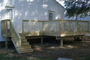 Photo #7: PORCH and DECK building and repairs 12x12 deck $2000 w/permit