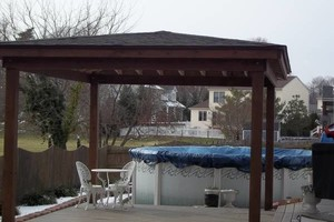 Photo #8: PORCH and DECK building and repairs 12x12 deck $2000 w/permit