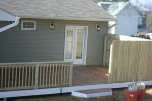 Photo #11: PORCH and DECK building and repairs 12x12 deck $2000 w/permit