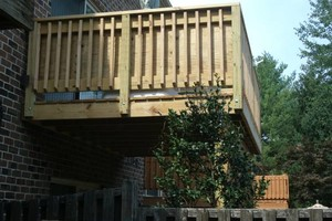 Photo #12: PORCH and DECK building and repairs 12x12 deck $2000 w/permit