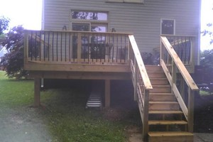 Photo #19: PORCH and DECK building and repairs 12x12 deck $2000 w/permit
