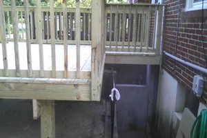 Photo #22: PORCH and DECK building and repairs 12x12 deck $2000 w/permit