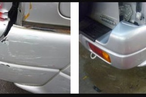 Photo #9: ON THE SPOT AUTOBODY REPAIR FOR LESS !!!