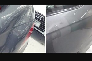Photo #7: ON THE SPOT AUTOBODY REPAIR FOR LESS !!!