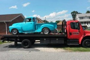 Photo #1: Maryland Express Towing - roadside assistance