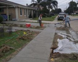 Photo #4: Concrete Services. Big or small jobs are welcome!