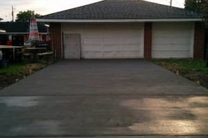 Photo #2: Concrete Services. Big or small jobs are welcome!
