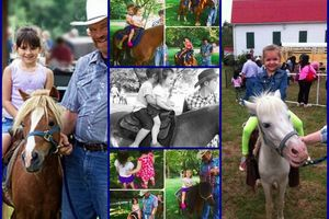 Photo #12: Pony Rides and Farm Petting Zoo ~ We come to you!