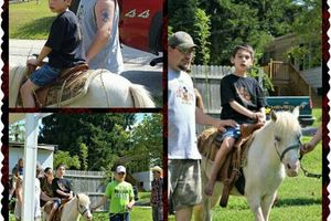 Photo #3: Pony Rides and Farm Petting Zoo ~ We come to you!