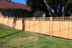 Photo #4: DO YOU NEED A FENCE INSTALLED?