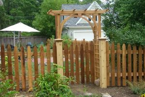 Photo #1: DO YOU NEED A FENCE INSTALLED?