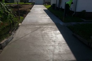 Photo #2: PIERRE Concrete Work Done The Right way. Driveways, Patios, Additions, Slabs