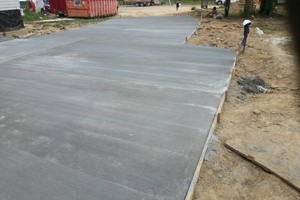 Photo #8: PIERRE Concrete Work Done The Right way. Driveways, Patios, Additions, Slabs