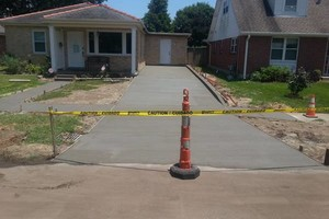 Photo #9: PIERRE Concrete Work Done The Right way. Driveways, Patios, Additions, Slabs
