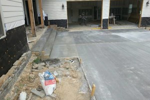 Photo #10: PIERRE Concrete Work Done The Right way. Driveways, Patios, Additions, Slabs