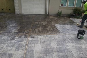 Photo #12: PIERRE Concrete Work Done The Right way. Driveways, Patios, Additions, Slabs