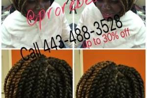 Photo #12: Cheap hair braiding! Crochet $50-$80