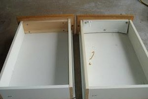 Photo #5: Do you have drawers that need repair?!