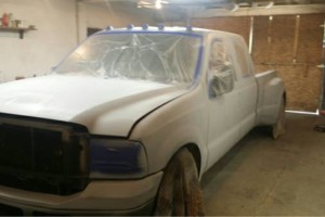 Photo #6: Paint and collision repair - starting $499