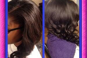 Photo #17: FABILOUS HAIR - SEWINS, RELAXERS, KERATIN SMOOTHING TREATMENTS