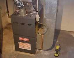 Photo #4: Air duct cleaning and furnace repair