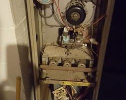 Photo #3: Air duct cleaning and furnace repair