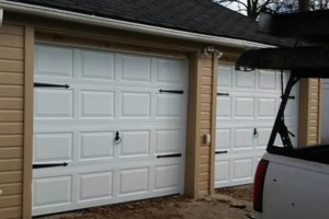 Photo #1: I Can Repair your garage door