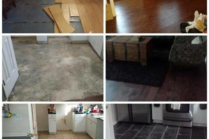 Photo #5: PROFISSIONAL FLOORS SAND AND INSTALL