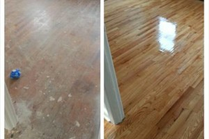 Photo #21: HARDWOOD FLOOR REFINISHING (+ SAND and REPAIR)