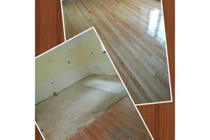 Photo #20: HARDWOOD FLOOR REFINISHING (+ SAND and REPAIR)