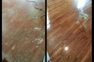 Photo #19: HARDWOOD FLOOR REFINISHING (+ SAND and REPAIR)