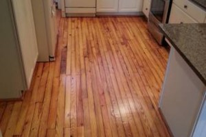 Photo #16: HARDWOOD FLOOR REFINISHING (+ SAND and REPAIR)