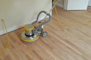 Photo #15: HARDWOOD FLOOR REFINISHING (+ SAND and REPAIR)