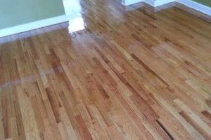 Photo #8: HARDWOOD FLOOR REFINISHING (+ SAND and REPAIR)