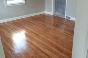 Photo #7: HARDWOOD FLOOR REFINISHING (+ SAND and REPAIR)