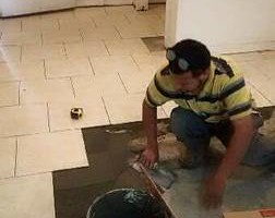 Photo #8: Flores flooring & drywall