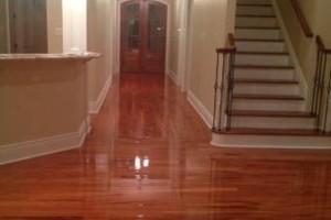 Photo #5: HARDWOOD FLOOR MASTER-CRAFTSMAN. SAND & REFINISH HARDWOOD FLOORS $2.50