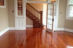 Photo #2: HARDWOOD FLOOR MASTER-CRAFTSMAN. SAND & REFINISH HARDWOOD FLOORS $2.50
