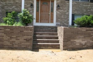 Photo #21: Brick work, and repairs